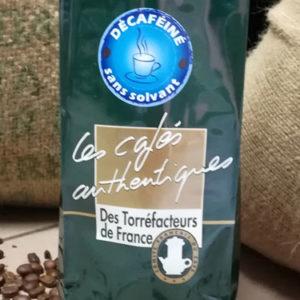 Café Colombie Décaféiné