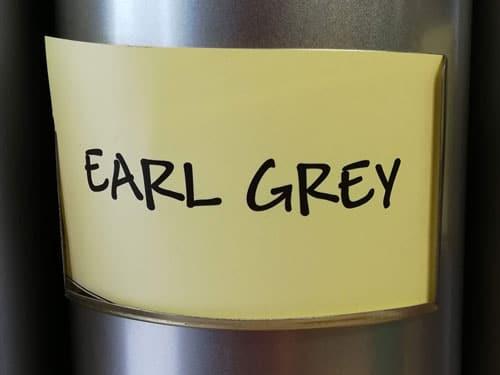 Thé noir Earl Grey en vrac DAMMANN