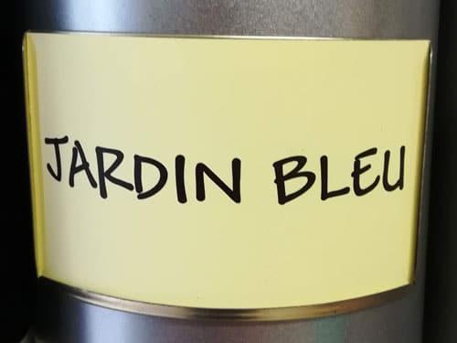 Thé noir Jardin bleu en vrac DAMMANN