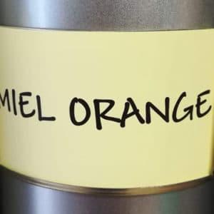 Thé noir Miel Orange en vrac DAMMANN