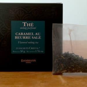 Thé Oolong Caramel au Beurre Salé DAMMANN