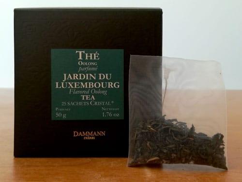 Thé Oolong Jardin du Luxembourg DAMMANN