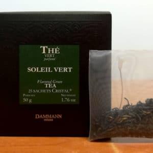 Thé vert Soleil Vert DAMMANN