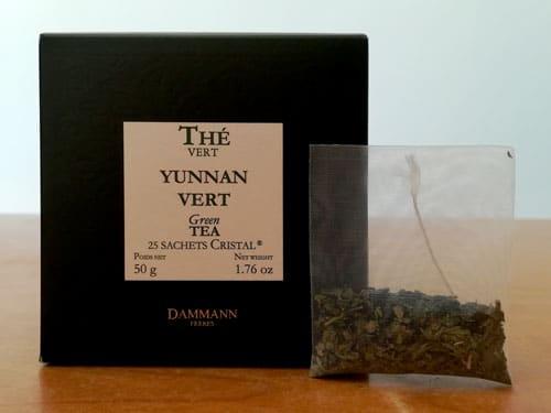 Thé vert Yunnan Vert DAMMANN