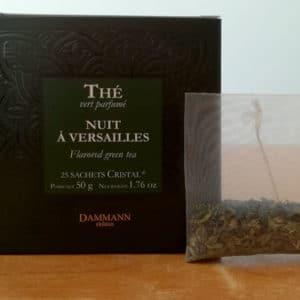 Thé vert nuit à Versailles DAMMANN