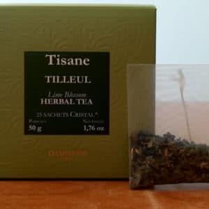 Tisane Tilleul DAMMANN