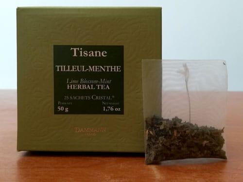 Tisane Tilleul Menthe DAMMANN