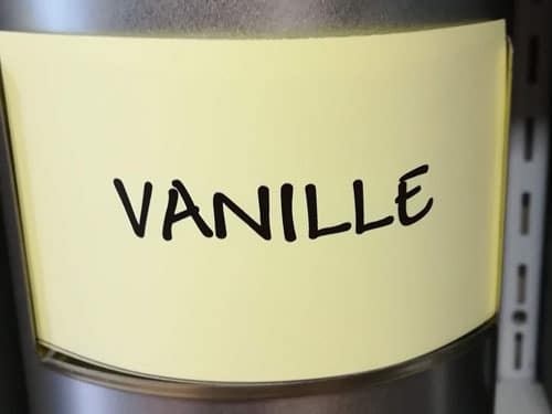 Thé noir Vanille en vrac DAMMANN