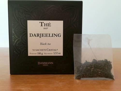 Thé noir Darjeeling DAMMANN