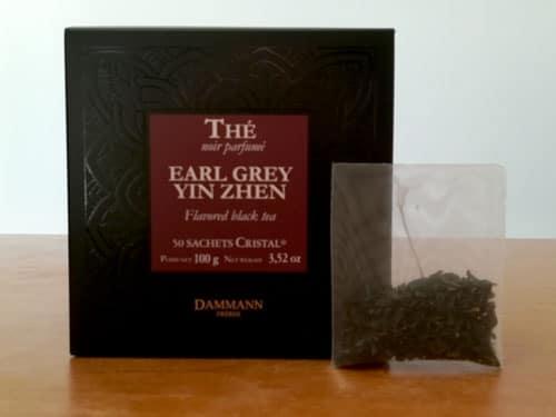 Thé noir Earl Grey Yin Zhen DAMMANN