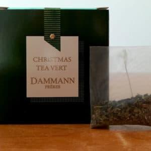 Thé vert de Noël DAMMANN